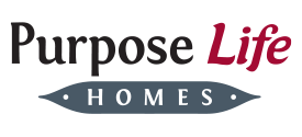 Purpose Life Homes Logo