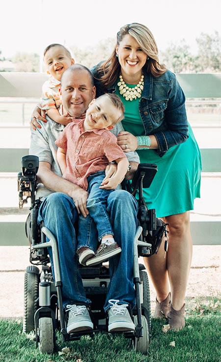 Sarah Dykema's Family