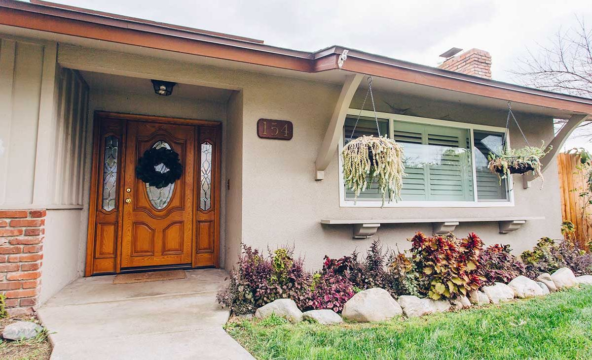 Front of House 154 E 16th St, Upland 91784