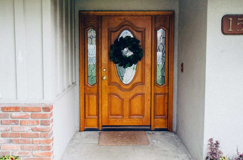 Front Door 154 E 16th St, Upland 91784