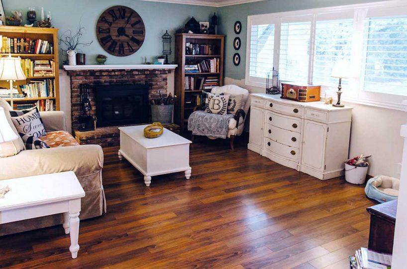 Living Room 154 E 16th St, Upland 91784