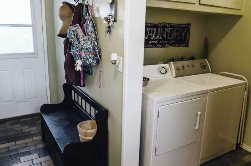 Laundry Area 154 E 16th St, Upland 91784