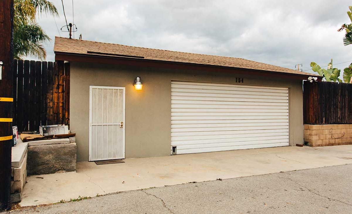 Garage 154 E 16th St, Upland 91784