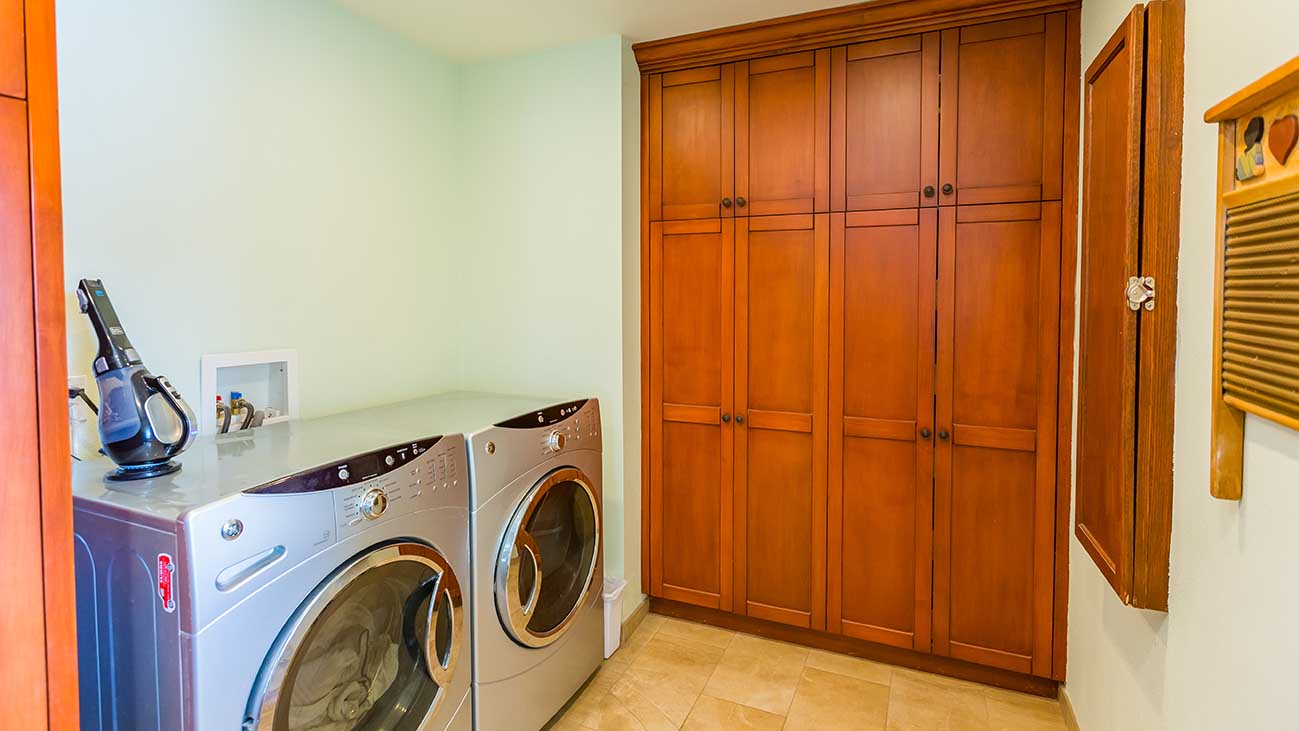 Laundy room
