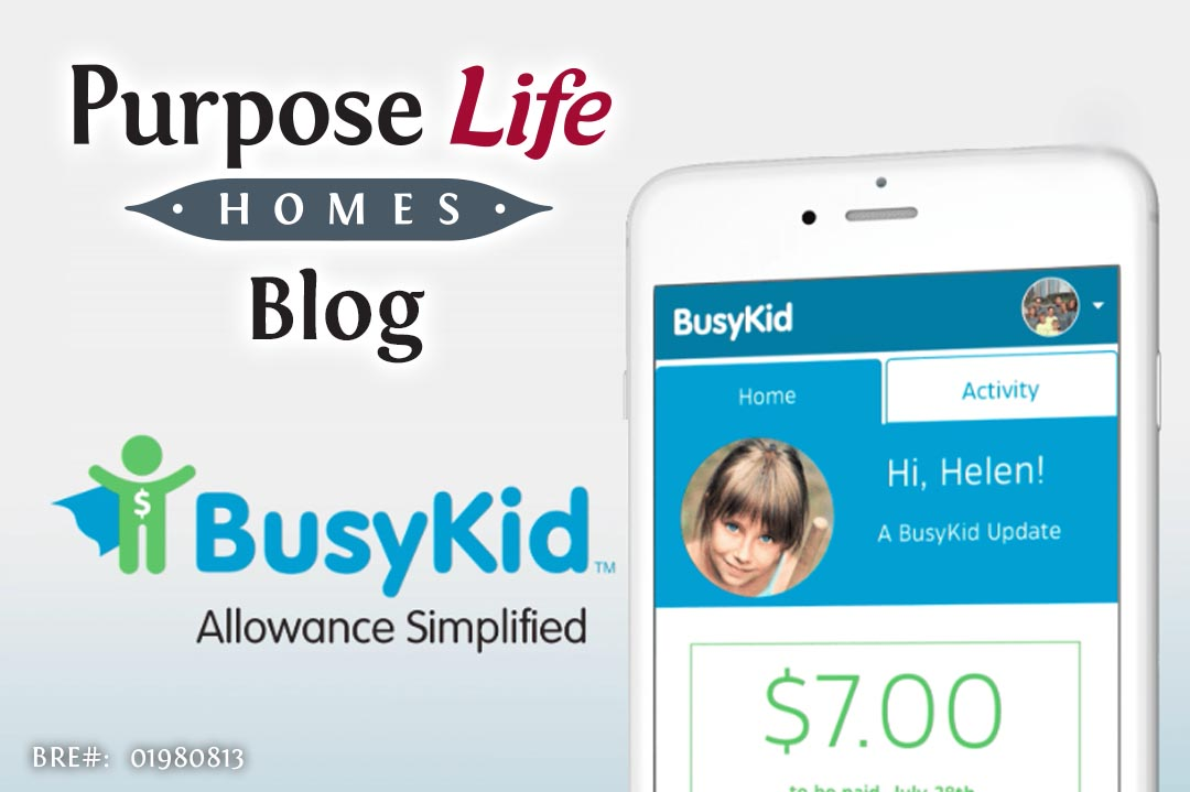 Gregg Mursett from busykid.com on Purpose Life Homes Blog