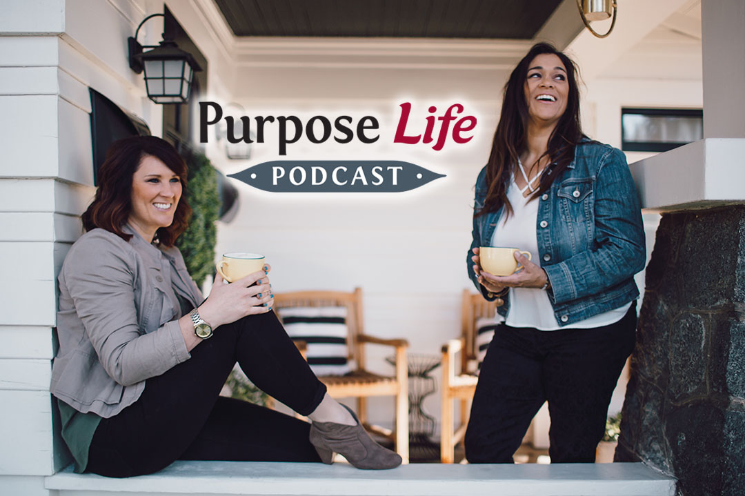Sarah Dykema and Irma Blanco Purpose Life Podcast