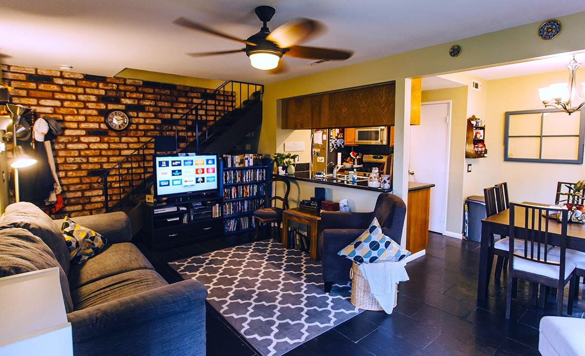 Living Room 1167 W Sierra Madre Ave No 2 Azusa CA 91702
