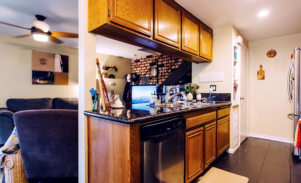 Kitchen 1167 W Sierra Madre Ave No 2 Azusa CA 91702