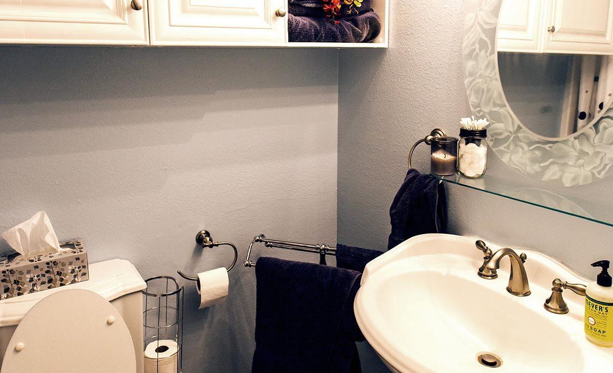 Bathroom 1167 W Sierra Madre Ave No 2 Azusa CA 91702