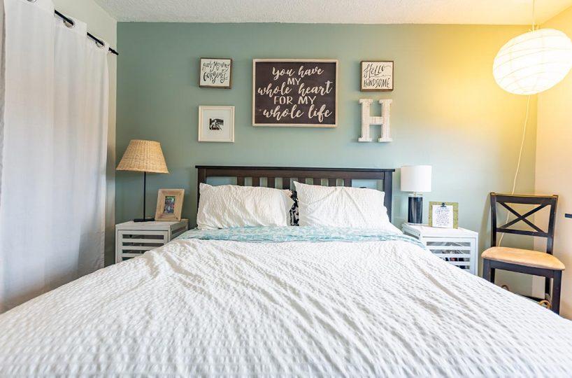 Master bedroom 438 Fordland Av, La Verne 91750