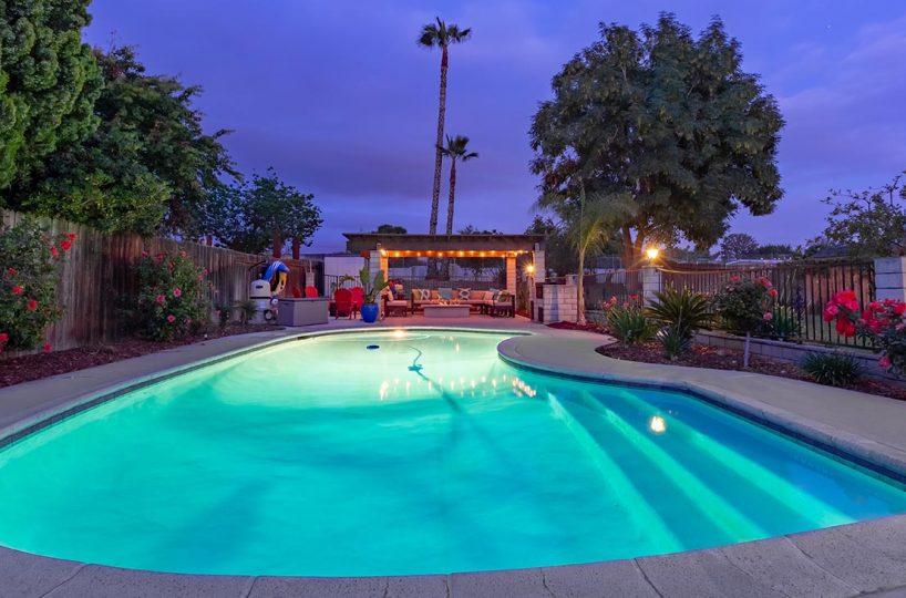 Pool 438 Fordland Av, La Verne 91750