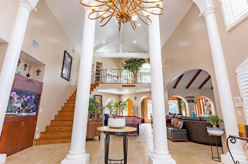 4305 N Sunflower Ave Covina, CA 91724 - Foyer