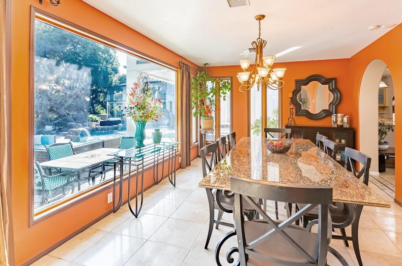 4305 N Sunflower Ave Covina, CA 91724 Dining Room