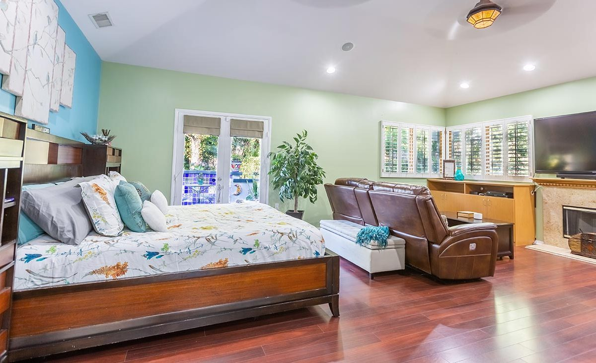4305 N Sunflower Ave Covina, CA 91724 - Master Bedroom