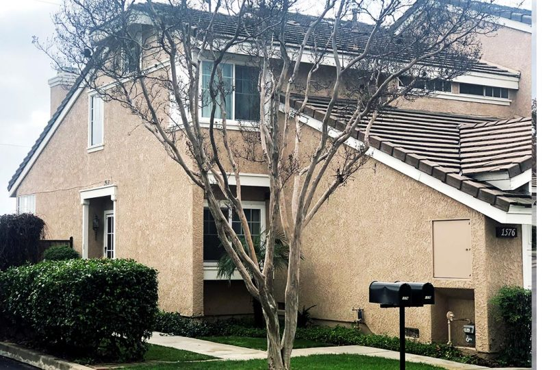 Front of House - 1576 Corte Santana Upland 91786