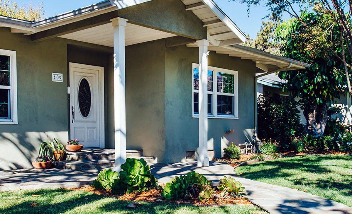 Front of House - 409 North Washington Avenue Glendora 91741