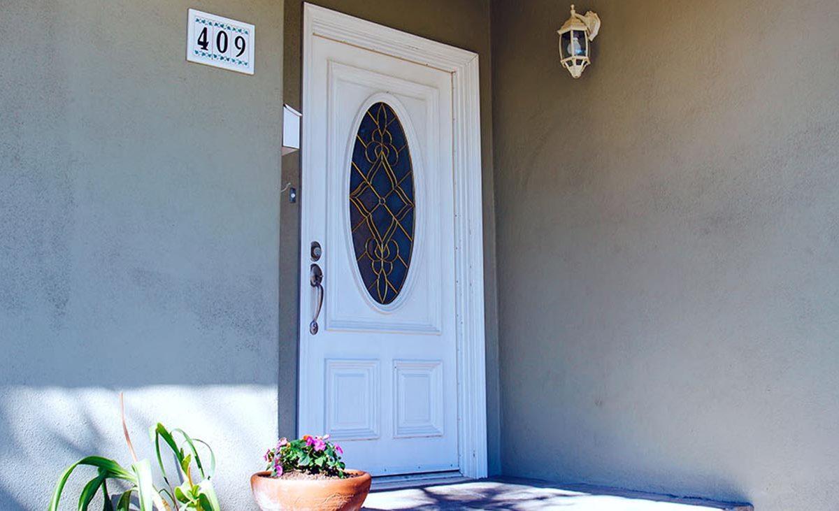 Front Door - 409 North Washington Avenue Glendora 91741