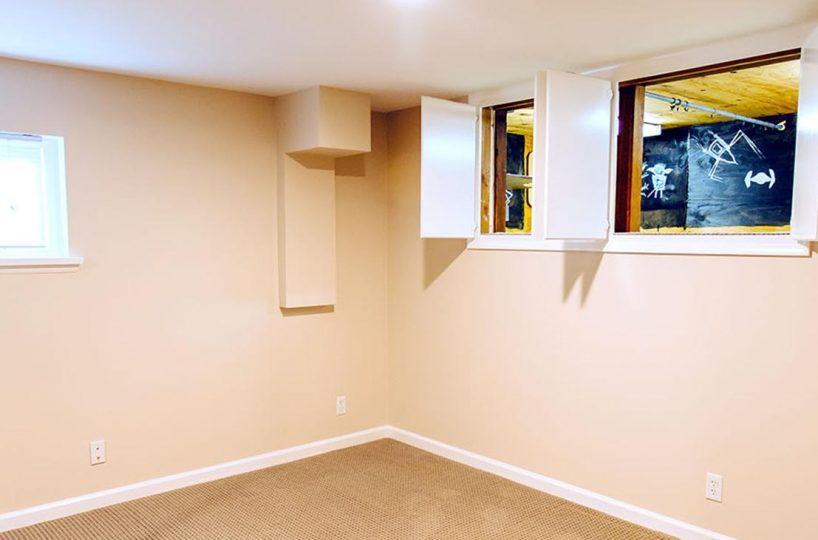 Basement Crawl Space Access - 409 North Washington Avenue Glendora 91741