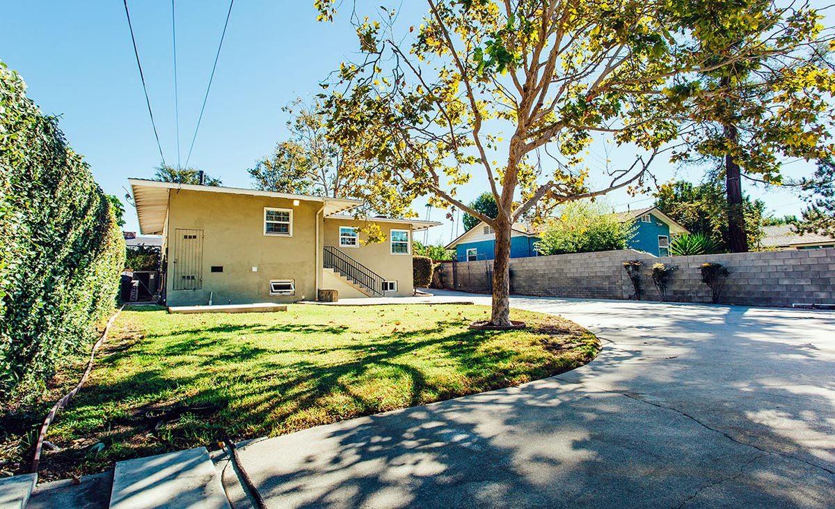 Backyard - 409 North Washington Avenue Glendora 91741