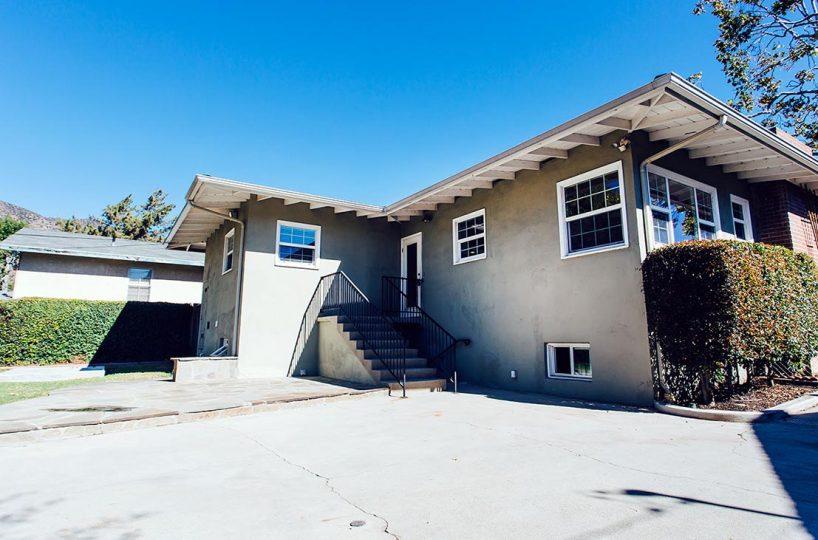 Back of House - 409 North Washington Avenue Glendora 91741