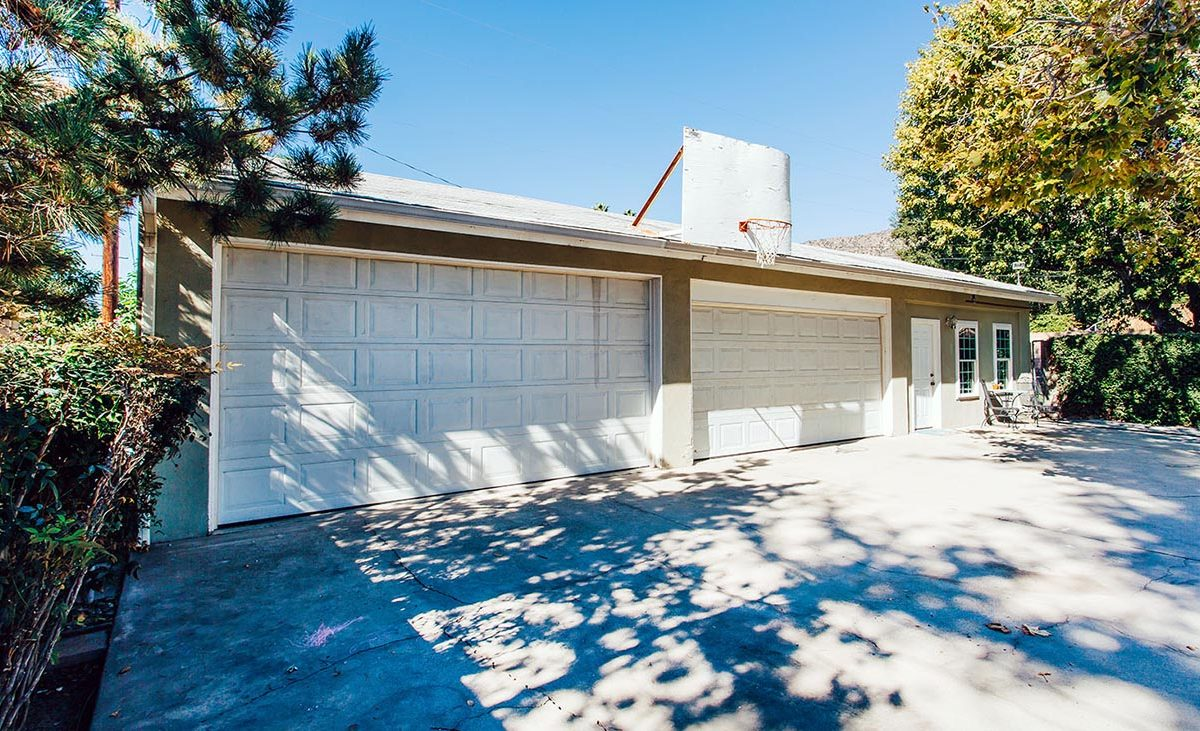 Garage / Back House - 409 North Washington Avenue Glendora 91741
