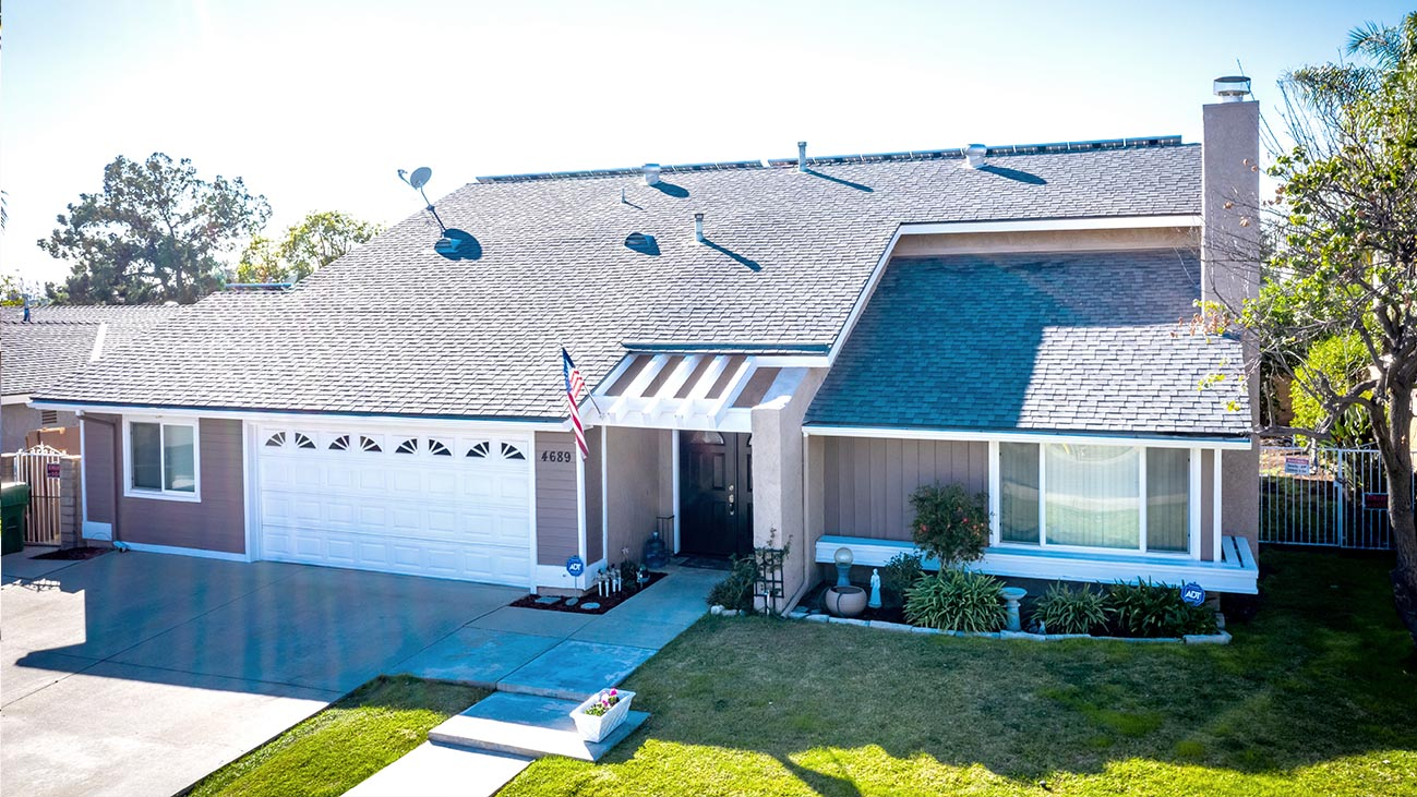 Front of House - 4689 Romola Ave La Verne