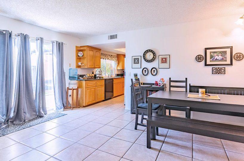 Dining Area - 4689 Romola Ave La Verne