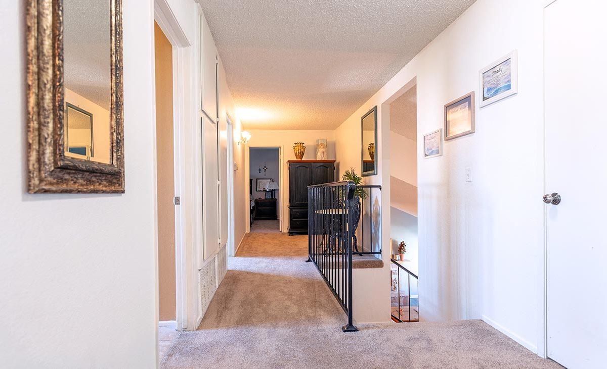 Hallway - 4689 Romola Ave La Verne