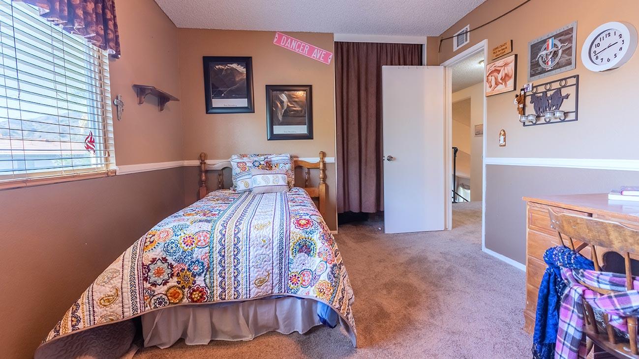 Bedroom - 4689 Romola Ave La Verne