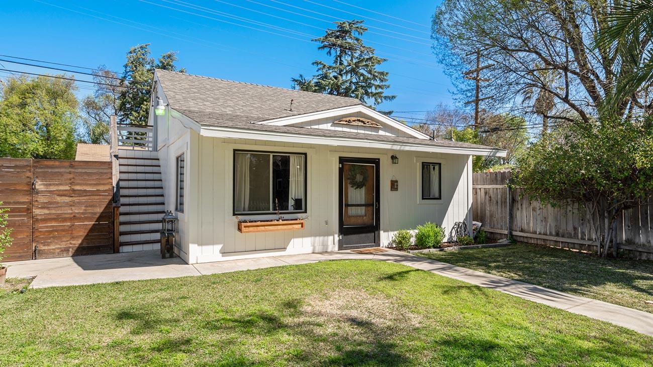 2273 5th Street La Verne, CA 91750 - Back House Front