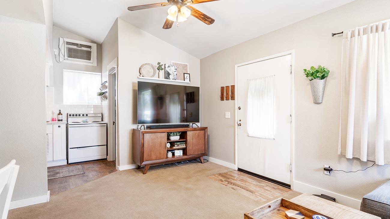 2273 5th Street La Verne, CA 91750 - Back House Living Room