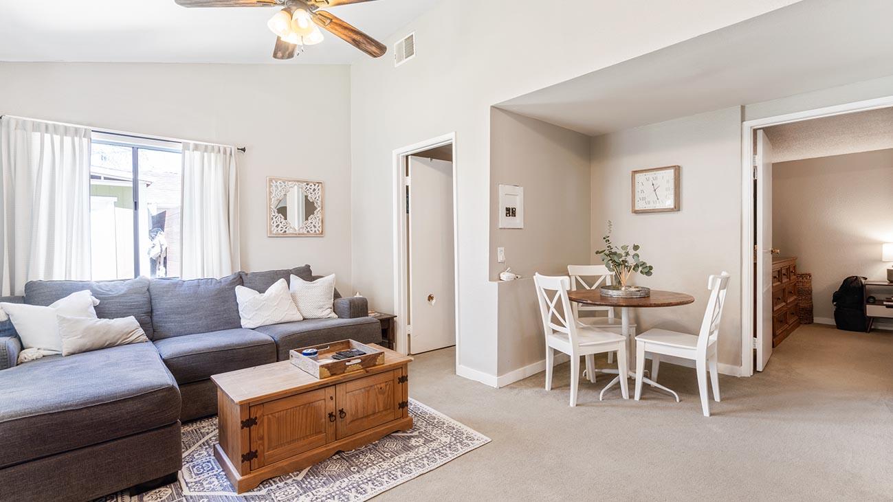 2273 5th Street La Verne, CA 91750 - Back House Dining Area