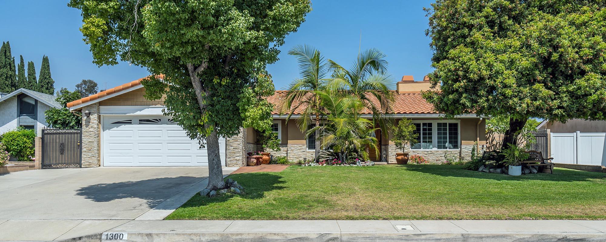 1300 S Wabash Ave Glendora 91740 - Front of house