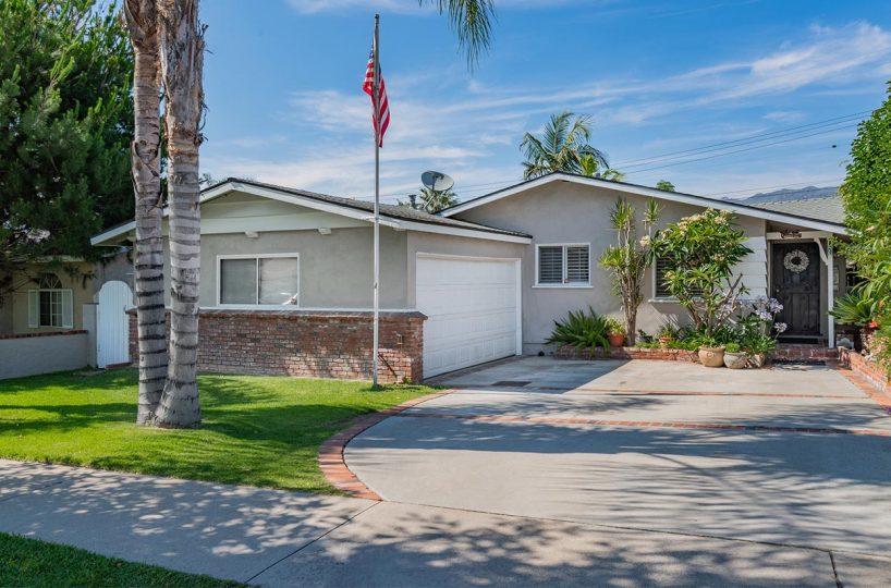 1735 Inola Street Glendora, CA 91740 - Front of House