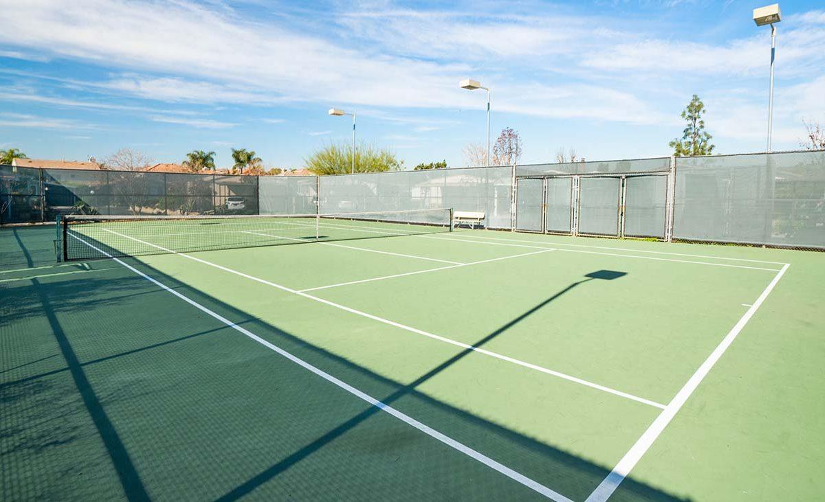 1342 Silver Lake Place Brea, CA 92821 Tennis Court