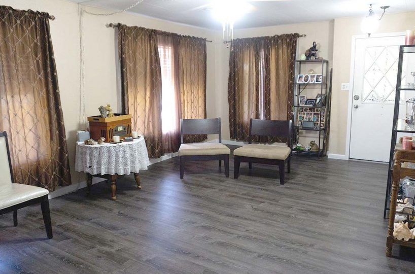 300 N Rampart Street Unit No. 123 Orange, CA 92868 Living Room