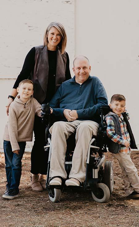 Sarah Dykema Family